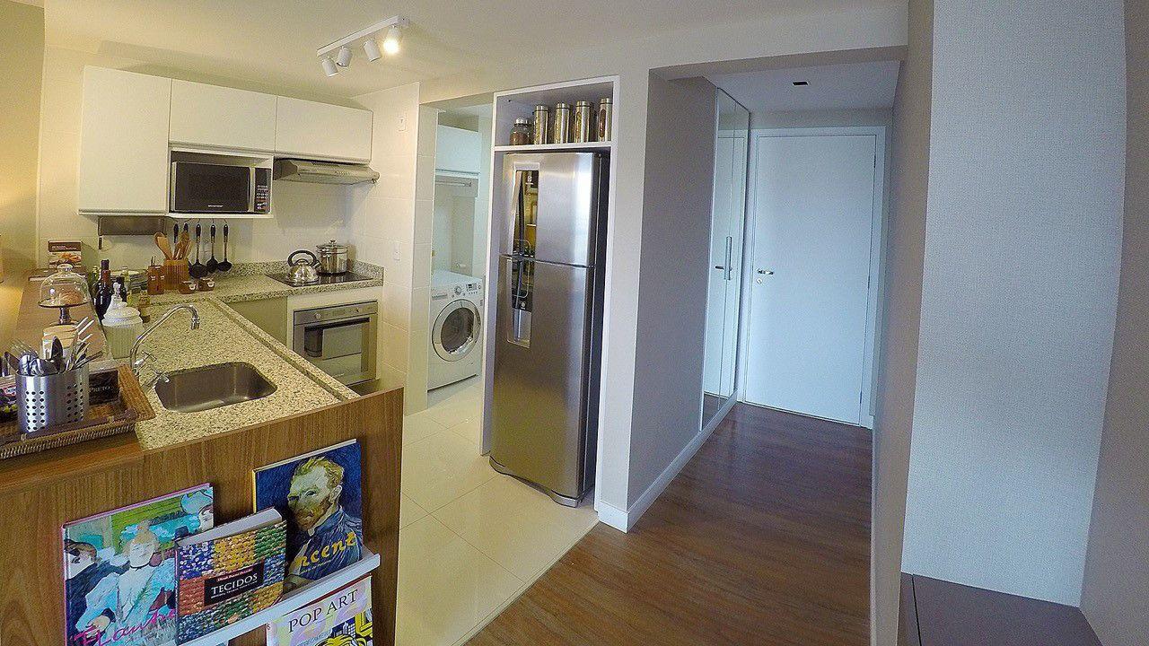 Decoracao De Cozinha Gourmet Pequena Para Apartamento Marcenaria