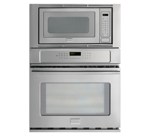Frigidaire Professional 30 Electric Wall Oven Microwave Combination Stainless Steel Fpmc3085pf Electric Wall Oven Combination Wall Oven Wall Oven