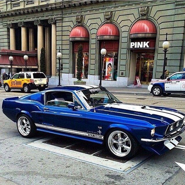Shelby Mustang Gt 350 Via Ballin Magazine Flickr