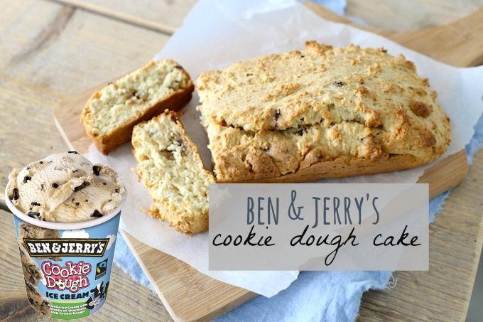 Wist je dat je met een beker Cookie dough ijs en 200 gr zelfrijzend bakmeel een cake kunt maken? Benieuwd? Lees dan gauw verder om te zien wat ik ervan vond