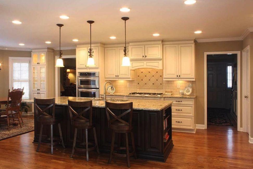 Platinum Kitchens: Espresso Kitchen W/ Typhoon Bordeaux Granite   DIY    Pinterest   Espresso Kitchen, Granite And Espresso