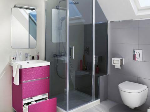 Petite salle de bains  dix solutions d\u0027aménagement Decoration
