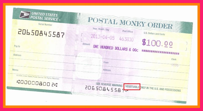 Fake Money Order Template In 2020 Fake Money Personalized