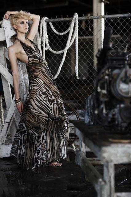 Uli herzner maxi dress