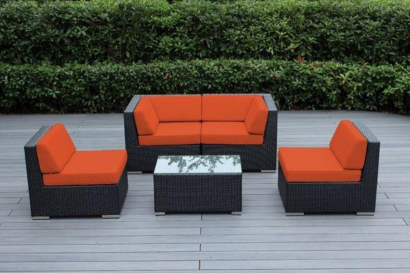 Ohana Outdoor Patio Wicker Furniture 5, Ohana Patio Furniture
