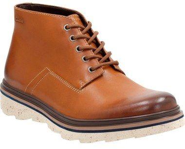 Clarks ® 'Frelan Hike Mid' Plain Toe Boot (Men) | Boots