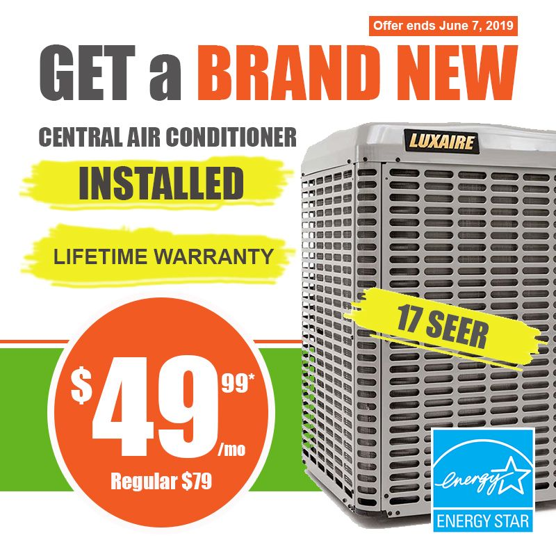 Air Conditioner Rental Central air conditioners, Air
