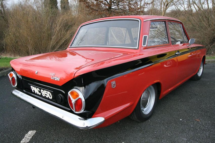 Ford Cortina Mk1 Gt Classic Cars British Classic Cars Ford