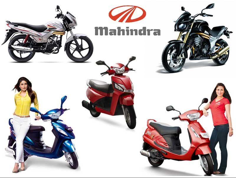 Mahindra Bike And Scooter Price List Automobiles