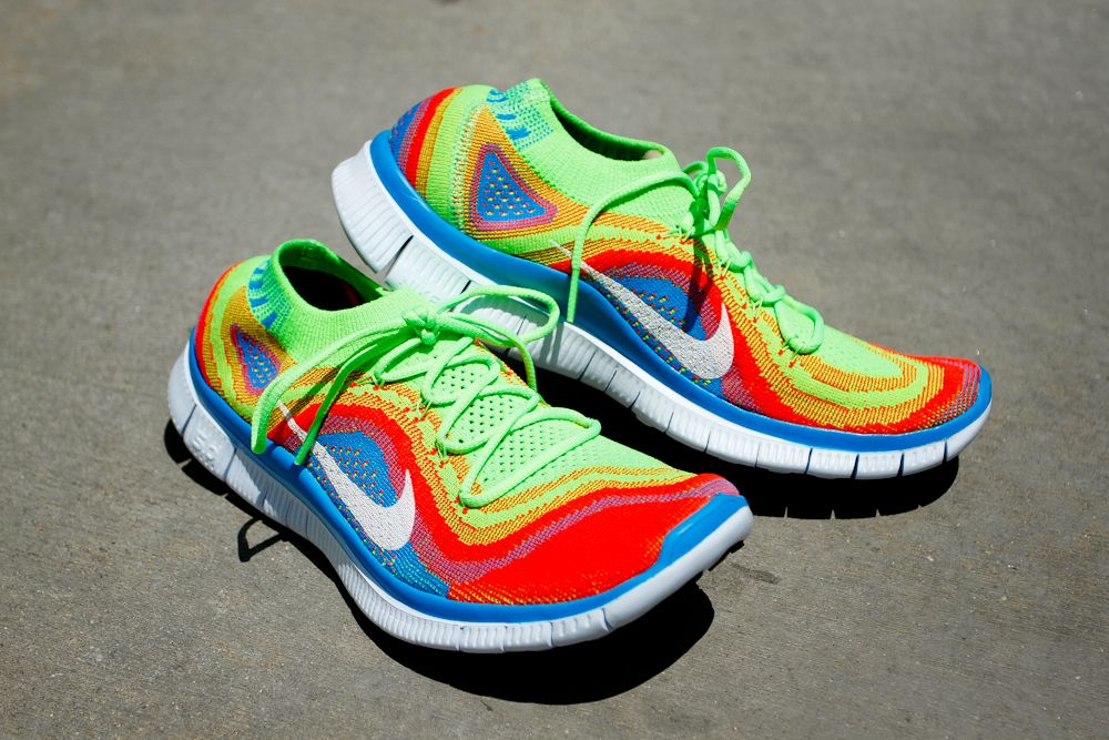 nike free flyknit 2013 launch collection etc