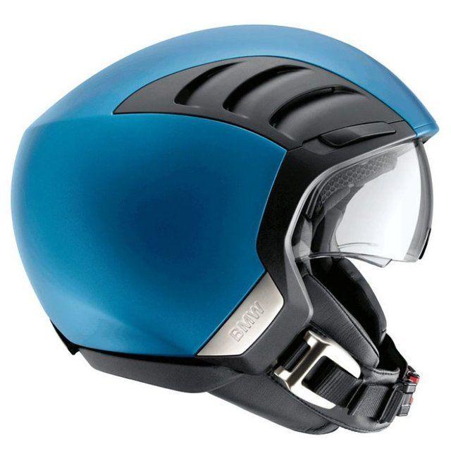 offrire sconti molti stili nuovi prodotti caldi BMW Helmet Airflow 2 in Cosmic Blue | Product design | Bmw ...