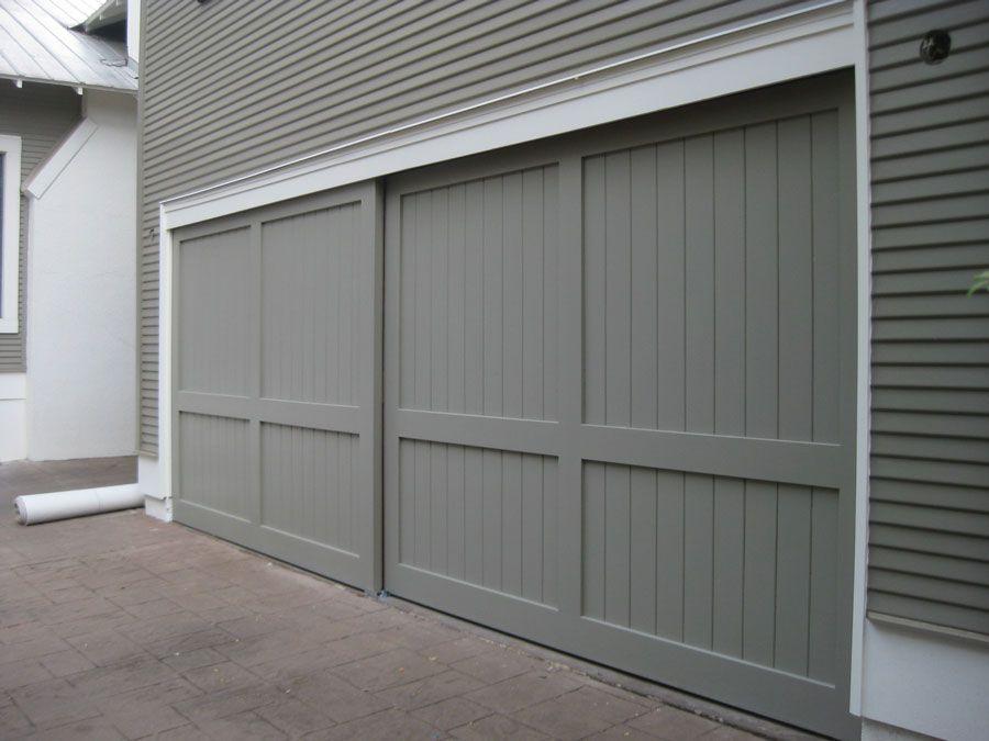 Craftsman Style Garage Doors Google Search Craftsman Style Garage Doors Garage Door Design Sliding Garage Doors