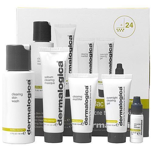dermalogica acne skin kit