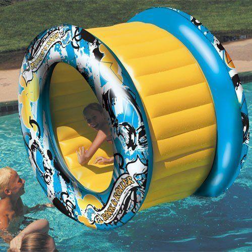 Aqua Roller Pool Float ($79.93)