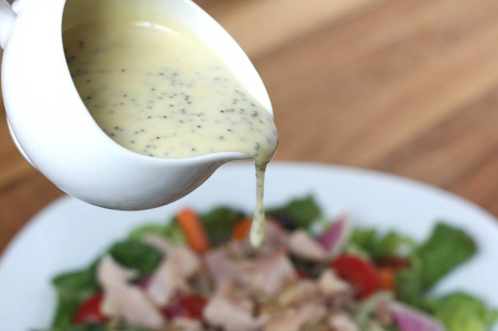 Salatdressing selber machen - Dressing-Rezepte zum