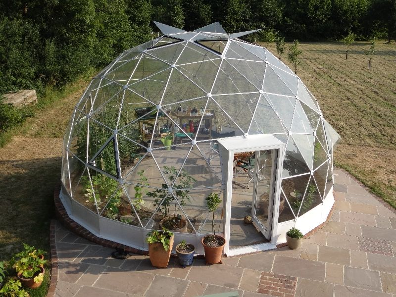 Thank You For Taking An Interest In Our Unique Aluminium Geodesic