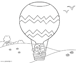 Pin Auf Heissluftballon