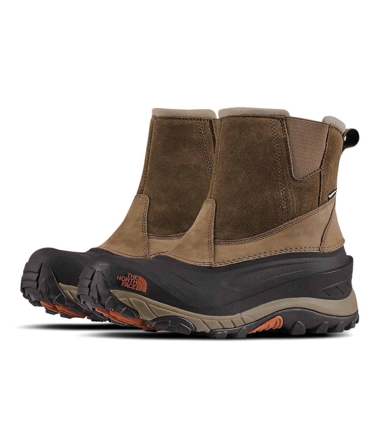 Men's Chilkat III Pull-On Winter Boots