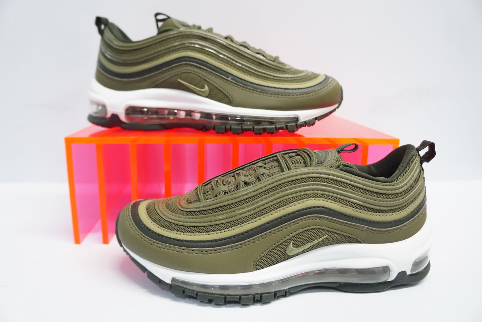 Olive Green Nike Air max 97 (women's) | Sneakers fashion ...