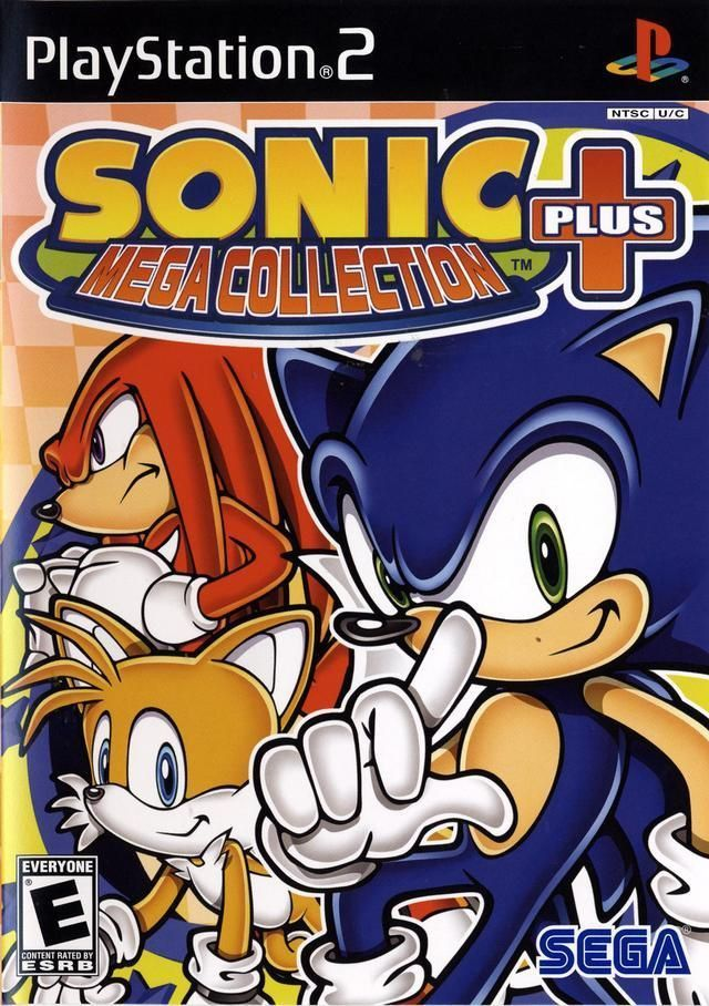 Title: Sonic Mega Collection Plus (Sony PlayStation 2, 2004) Complete UPC: 010086630619 Condition: Good - Pre-owned. Item tested. Complete - Included: Video Game Disc, Original Case, Original Case Art