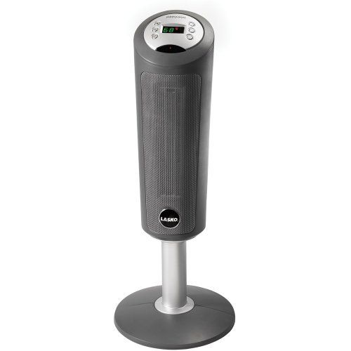 Lasko Ceramic Portable Electric Space Heater Adjustable Thermostat Home Office Space Heater Portable Space Heater Lasko