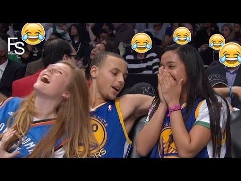 13358befa328 NEW Stephen Curry FUNNY MOMENTS 2017
