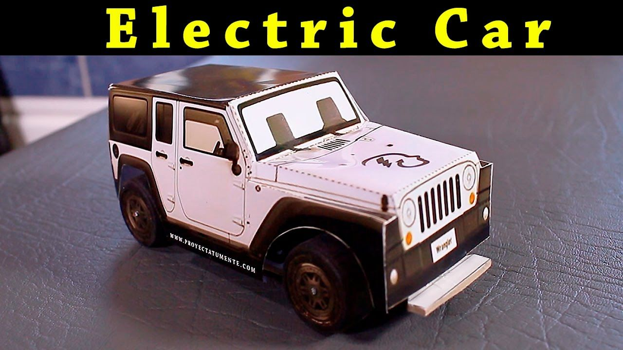 DIY Awesome Idea How to Make an Electric Car (SUPER FAST