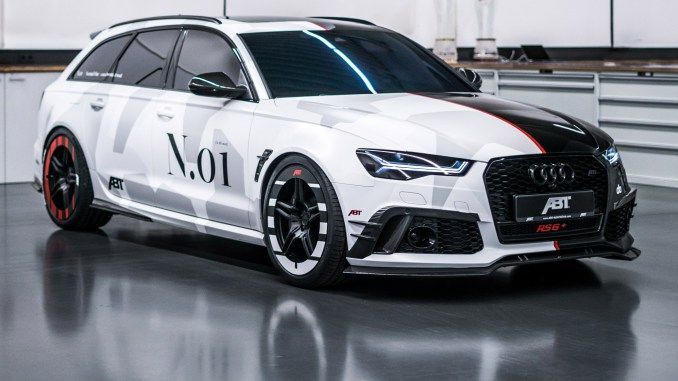 audi rs6 plus phoenix by abt 2018 de 735 chevaux pour jon olsson pr parateurs automobiles. Black Bedroom Furniture Sets. Home Design Ideas