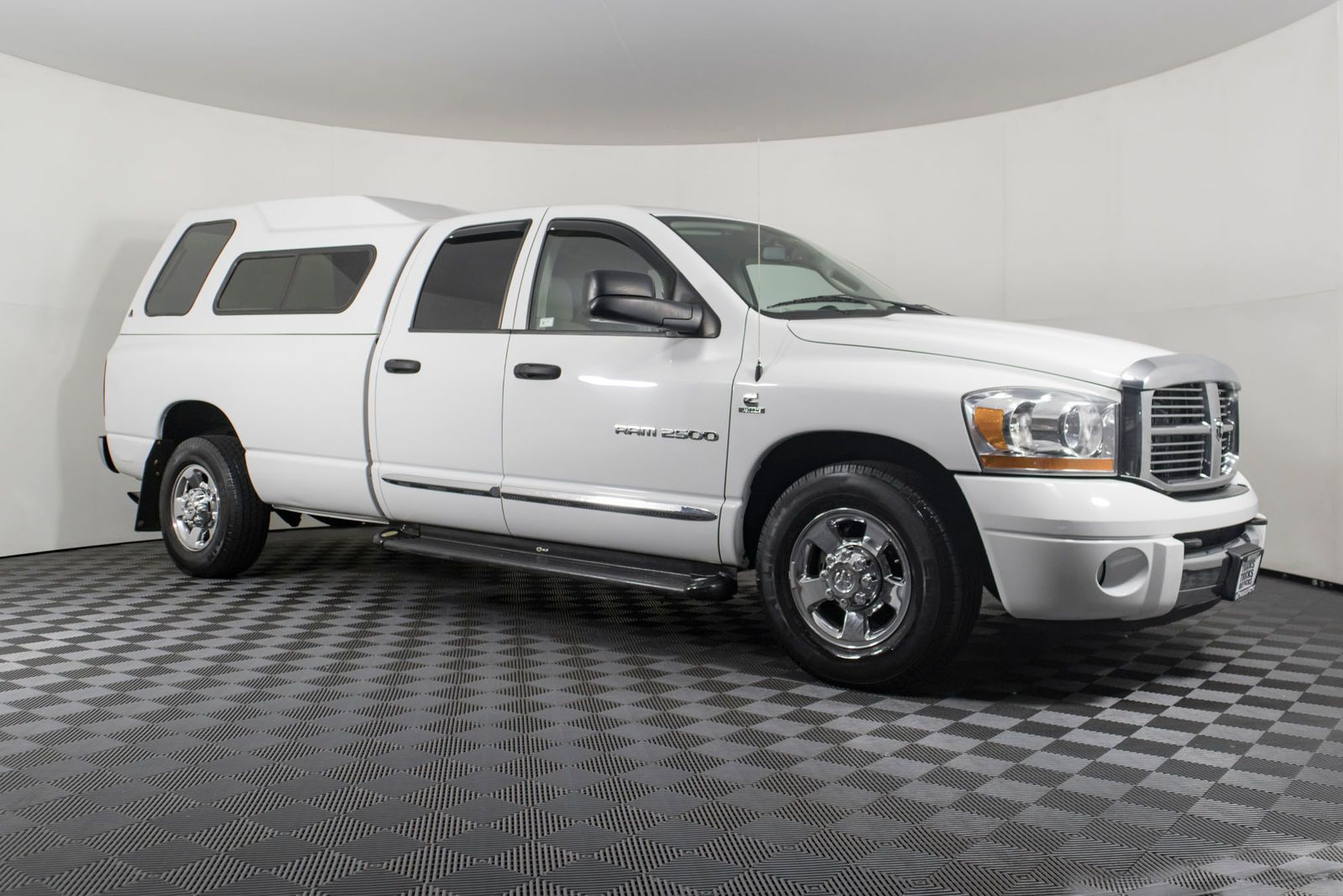 Used 2006 Dodge Ram 2500 Laramie RWD Diesel Truck For Sale