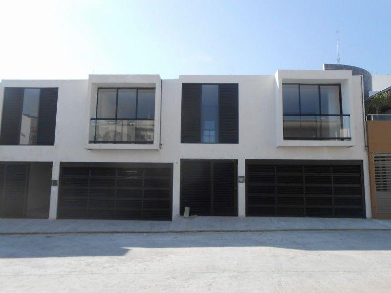 Se vende casa nueva minimalista tres recamaras con ba os for Casa nueva minimalista