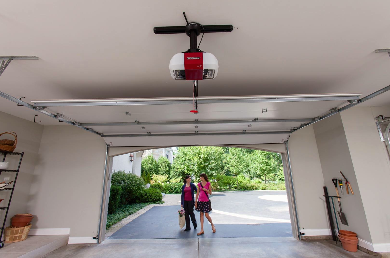 3 Ways To Spruce Up The Garage Garage Doors Garage Door Opener Electric Garage Doors