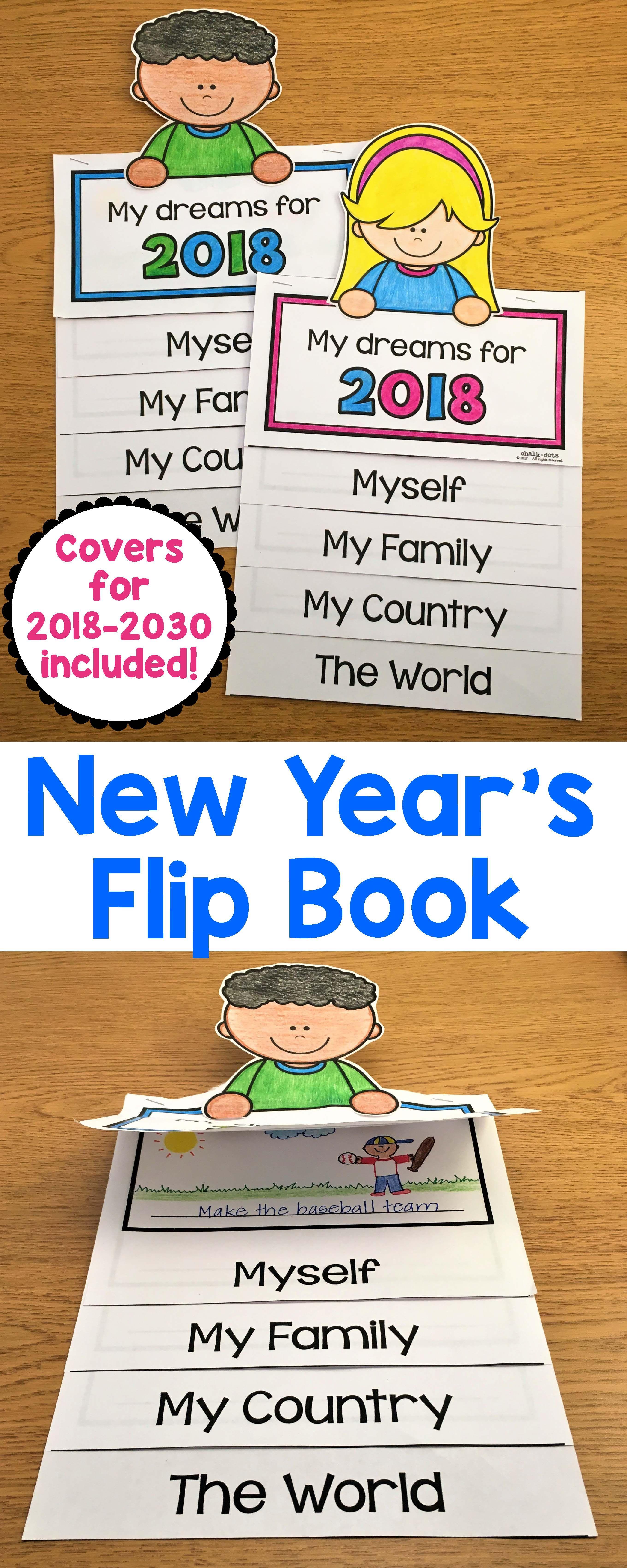 New Years Activities