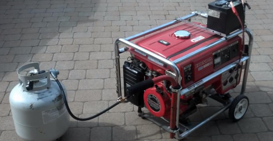 Can A Propane Generator Run On Natural Gas You Need To Know 2020 In 2020 Propane Generator Gas Camping Generator