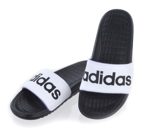 New-Womens-Adidas-SANDAL-VOLOOMIX-W-B36059-All-Sz-Adidas-Beach-Slippers 4596bc98ed