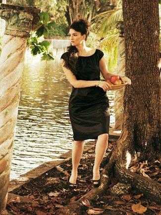 Kleid mit carmenausschnitt schnittmuster