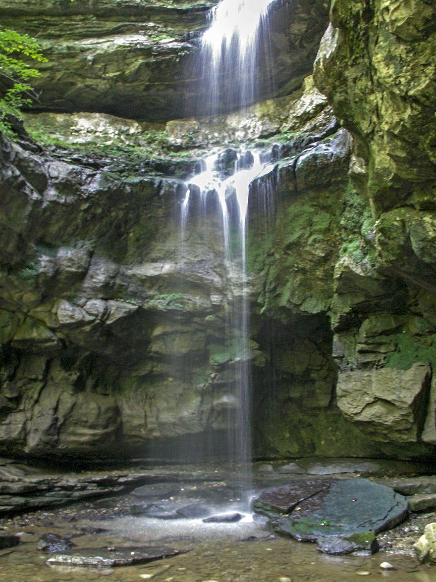Lost Creek Falls, Sparta, Tennessee Beautiful waterfalls