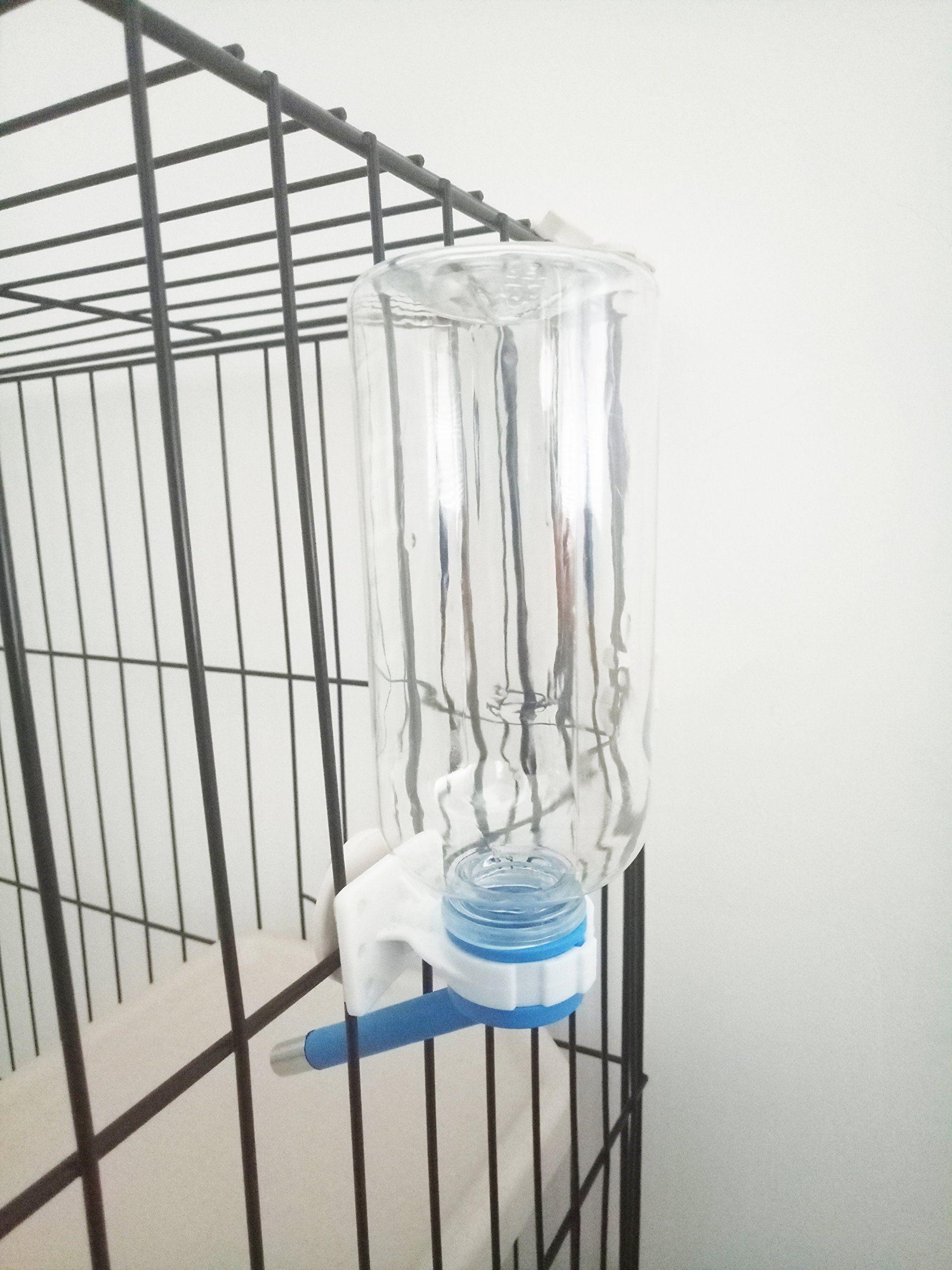 SatisPet Rabbit Automatic NonDrip Water Bottle 16 fl oz â