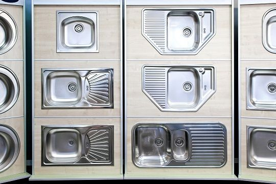 Different Types Of Kitchen Sinks Check more at   rapflava