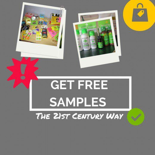 How to ask for free samples