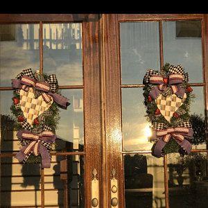 "Photo of 44 ""XXL Magnolia Swag, farmhouse style, magnolia wreath, year-round wreath, blessed wreath, Mediterranean home decor"