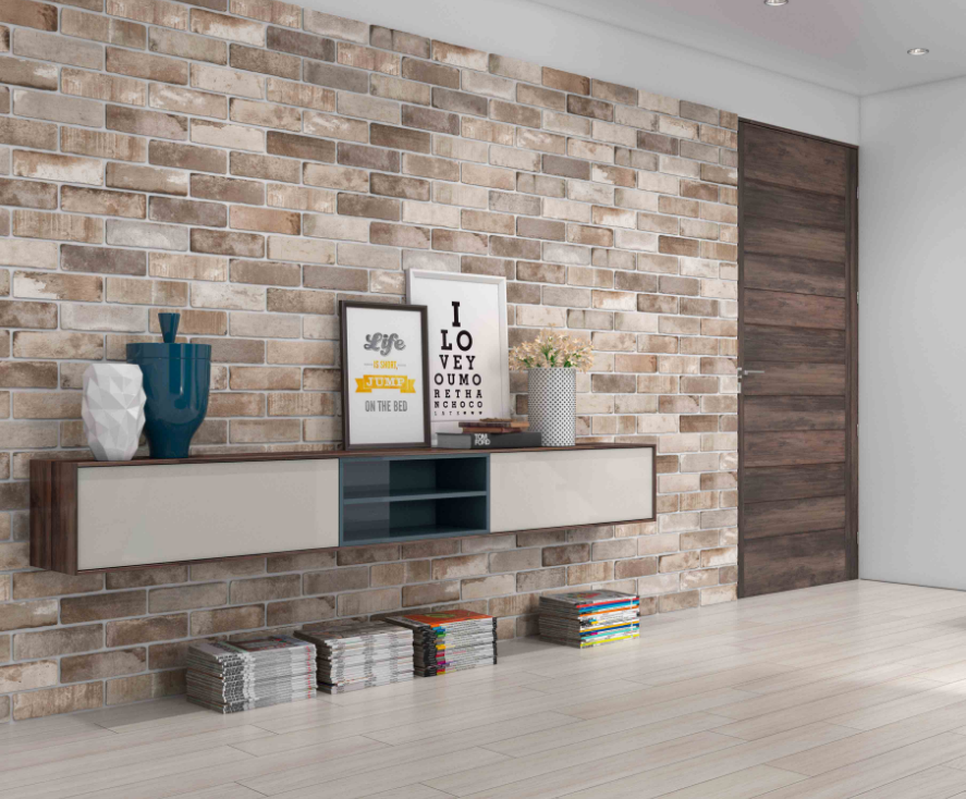 Grego Brick By Jeffrey Court Available At World Mosaic Tile In Vancouver