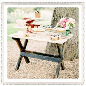 desserttable - table