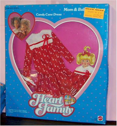 The Heart Family Candy Cane Dress