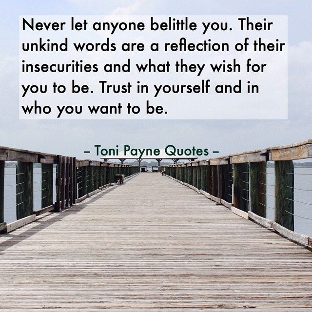 Quote about people who try to belittle you | Quotes ...