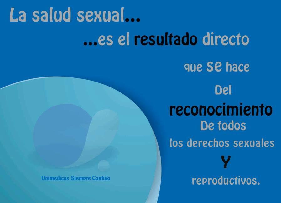 Pin En Frases Salud Sexual Y Reproductiva