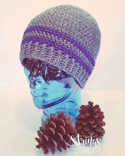 Ravelry: Robbie\'s New Year Hat pattern by Elisa DeSena   Hats ...