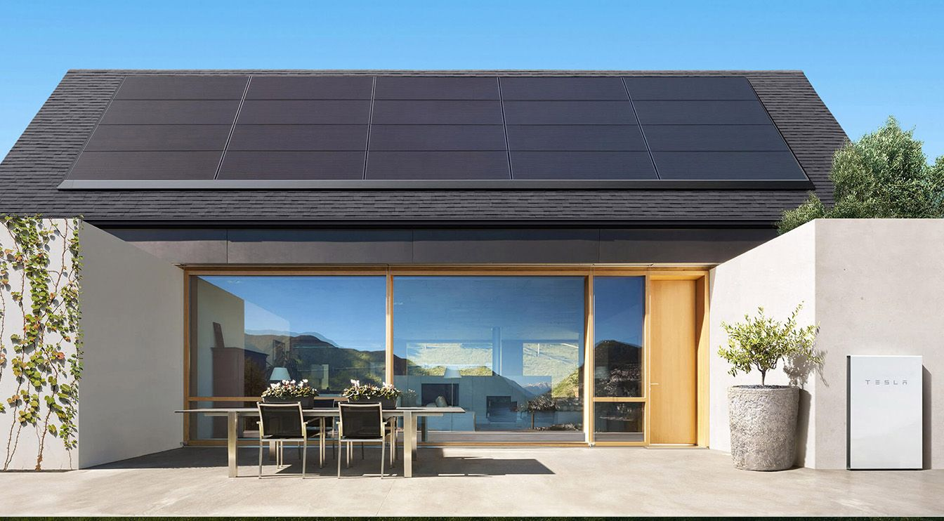 Tesla Begins Renting Solar Panels For As Little As 50 Per Month Extremetech Residential Solar Panels Solar Panels For Home Solar Panels