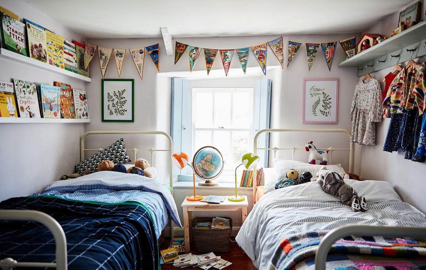 Landhaus im Cottage Stil Kinderzimmer dekor