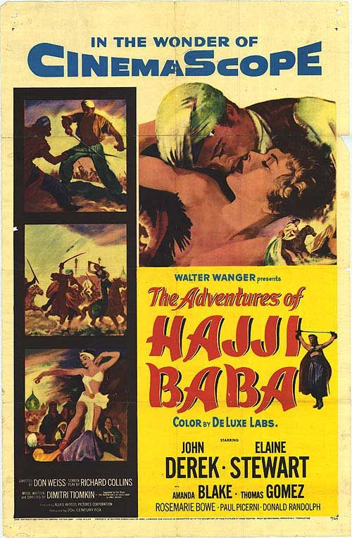Watch The Adventures of Hajji Baba Full-Movie Streaming