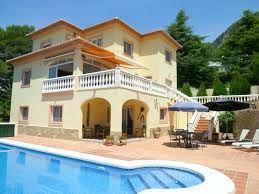 Home in Spain.